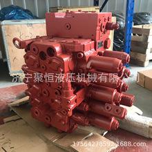 國產20-24噸挖掘機通用分配閥 主閥總成 柳工20-24噸挖掘機控制閥