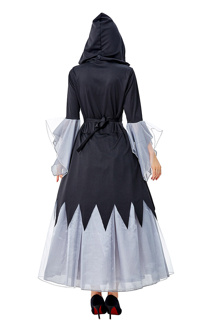 Halloween witch costume new cosplay costume NHFE155308