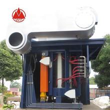 KGPS轧钢中频电炉厂15吨中频炉CCM15t中频炼钢炉IGBT废钢铁熔炼炉