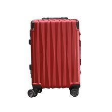 行李箱拉杆铝合金pc静音万向轮拉链密码锁多种尺寸