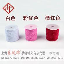 进口包芯弹力线串线绳手链佛珠线皮筋线松紧线穿线绳线手串弹力绳
