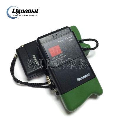 利格诺迈特Lignomat测湿仪Mini-Ligno DX数字木材水分计美国原装
