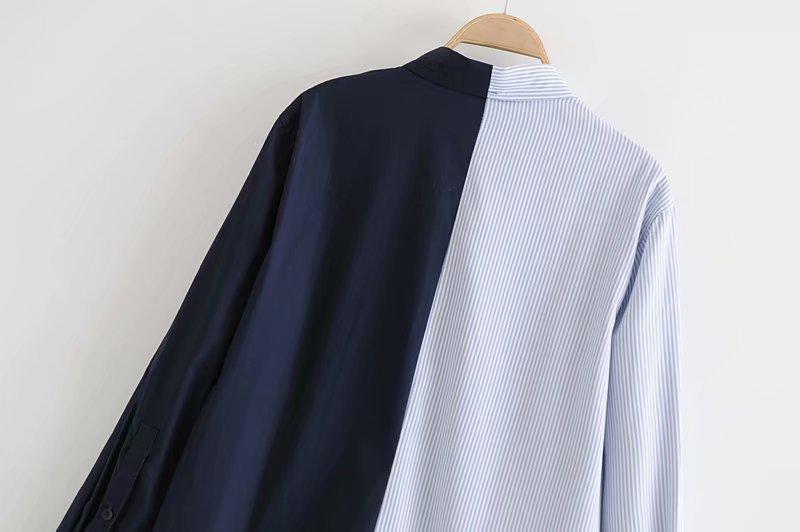 Cotton Fashion  shirt  (Picture color - L)  Women Clothing NHAM7393-Picture-color-L