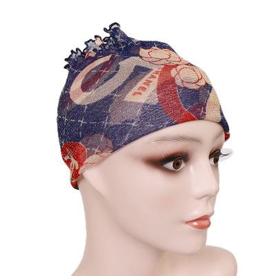 百变多功能女套头夏季防晒薄款小丝巾围脖广场舞百搭护颈脖套面罩