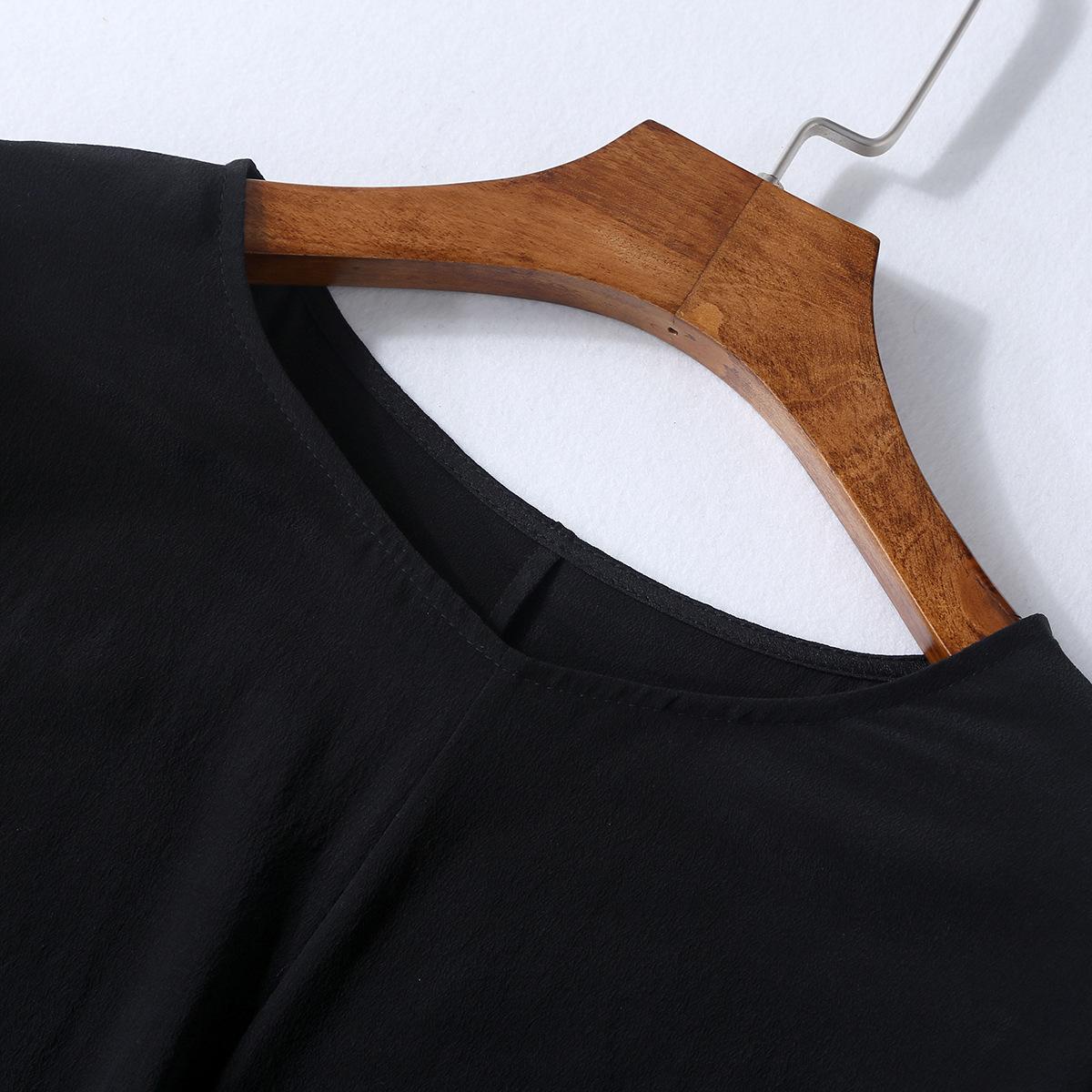 Robe femme en De la soie - Ref 3328990 Image 5
