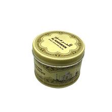 圆形保健品金属包装盒 首饰盒  零食罐 发蜡金属罐