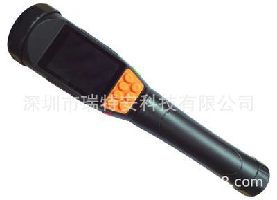 大屏4G全网通摄像手电,高端移动作业检查仪