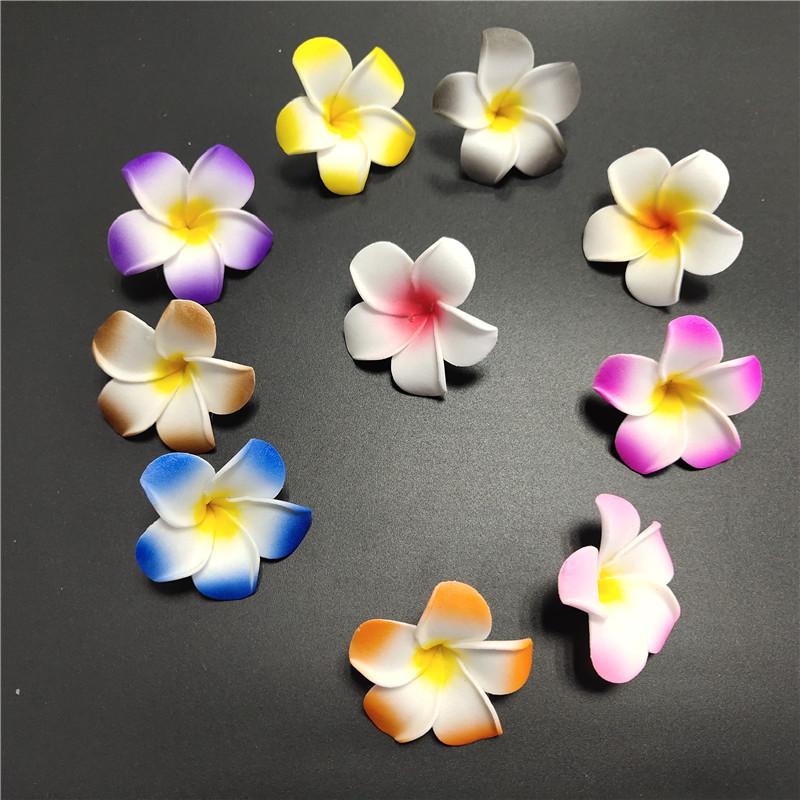 手工头饰装饰鸡蛋小花头多色手工艺材料花海边沙滩度假小花朵