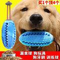 宠物狗狗玩具 漏食器橡胶磨牙耐咬牙刷洁齿球 宠物用品亚马逊爆款
