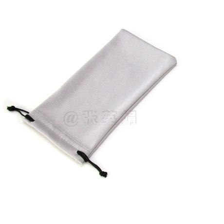 Túi giả kim microfiber túi kính mai chùm dây túi gương quá túi kính có thể được làm vải gương có thể được tùy chỉnh Phụ kiện kính