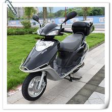 供应广州飞狐五羊新喜悦国四电喷燃油两轮女装踏板摩托车110C包邮