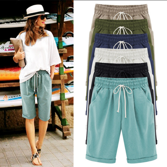 Details about UK Women Ladies Combat Chino Cargo Shorts Knee Length Holiday Pants Summer 6 22
