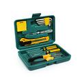 保险积分汽车礼品 小12件套五金工具套装工具箱组合工具支持定制