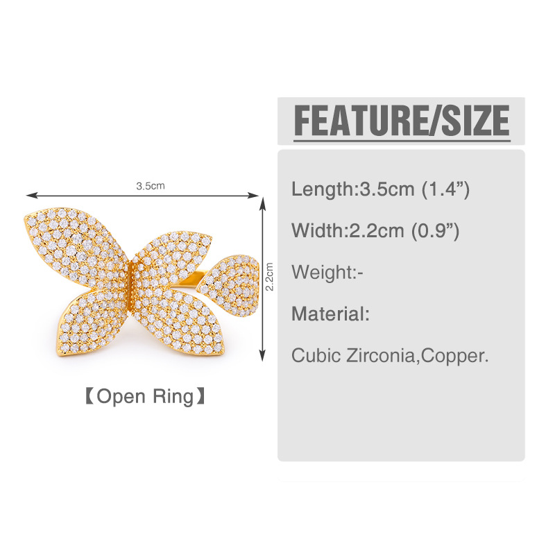 Alloy Simple Geometric Ring  (Alloy)  Fashion Jewelry NHAS0405-Alloy