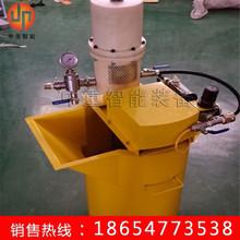 QB152气动注浆泵价格 ZBQ27便携式矿用注浆泵现货 气动注浆泵厂家