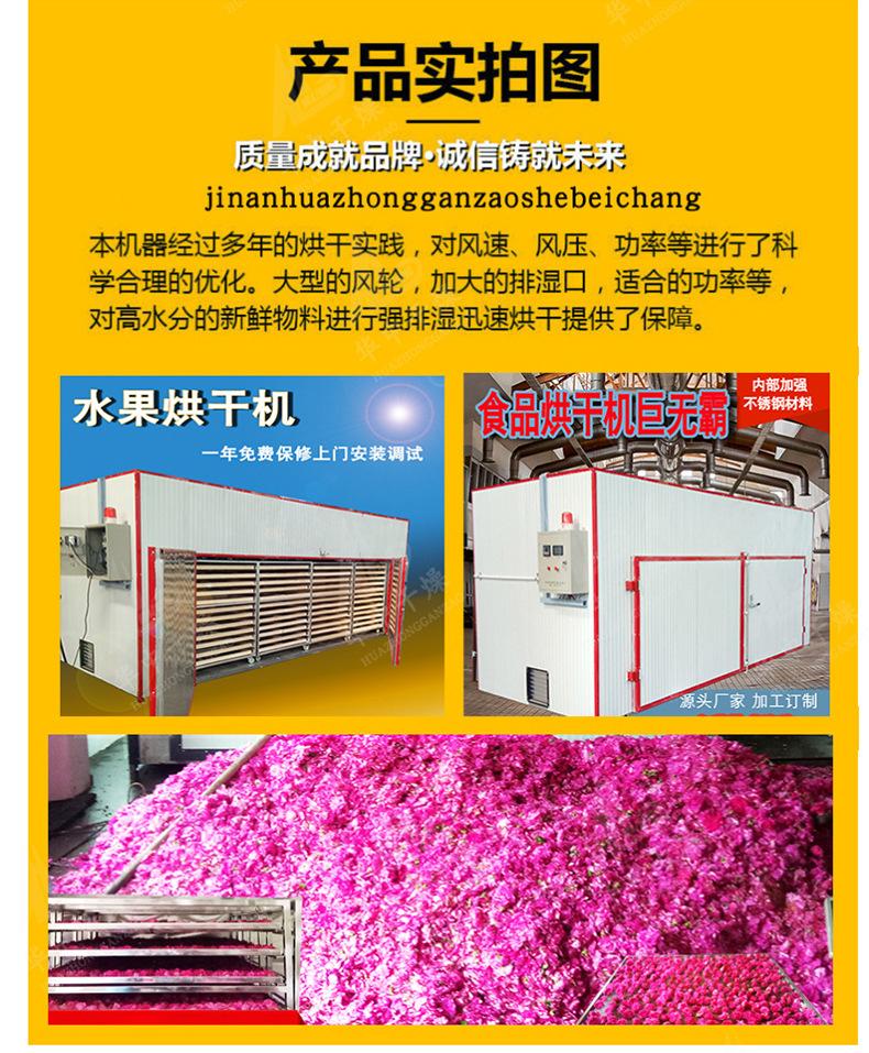 箱式干燥设备-箱式工业环保烘干机蔬菜-电加热大型食品烘箱设备