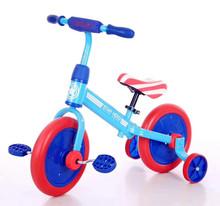 妈妈咪呀儿童平衡车滑步自行车二合一12寸滑步车滑行车无脚踏两轮