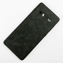 进口3M材质适用于三星手机贴纸S10 S10+ 手机贴膜 3D迷彩纹理材质