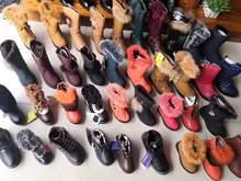 大廠品牌冷粘童棉靴大棉二棉公主靴特價清倉處理斷碼鞋庫存尾貨鞋