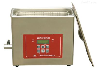 台式数控超声波清洗器HYM-2200DE厂家直销 沪粤明3L超声清洗器