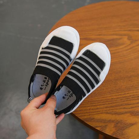 2019 mùa thu mới cho trẻ em giày thể thao cho bé gái 4-12 tuổi Giày thông thường của Hàn Quốc cho bé gái giày trắng