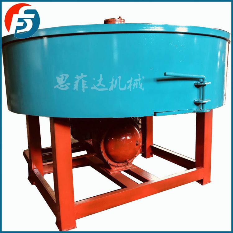 水泥沙浆砂浆搅拌机 工地 大口径 可定制 平口立式搅拌机