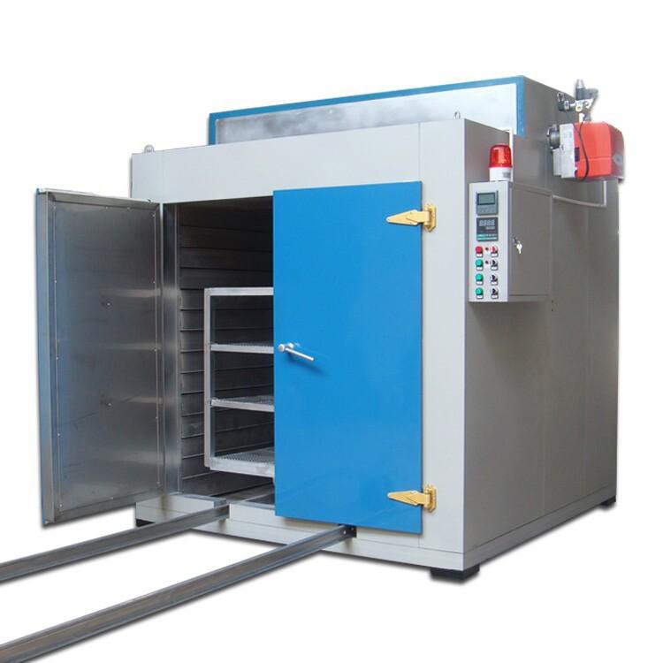 工業燃氣式烤箱退火 鋁合金時效爐 天然氣烘箱 加熱設備效果好