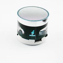 新款藍牙小音響 汽車迷你發光音響 創意藍牙音響批發