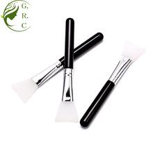 美容院專用硅膠調膜棒面膜棒攪拌棒 軟頭敷臉刷化妝美容美妝工具