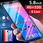 现货批发跨境5.72寸大屏 M20 Pro智能手机512+4 国外3G低价外文机