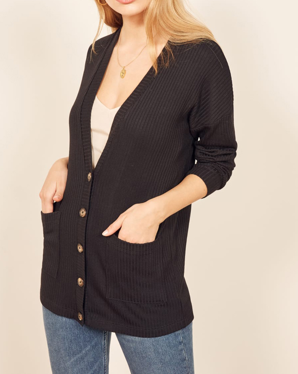 long-sleeved sunscreen plus size wool sweater women's cardigan single-breasted top NSDF1311