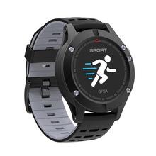 跨境款GPS定位F5智能手表新款海拔温度气压运动蓝牙手表大屏计步