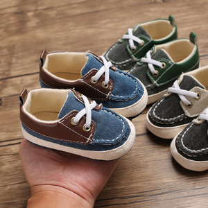 Baby prewalker toddlers shoes baby shoes soft sole month old baby walking shoes