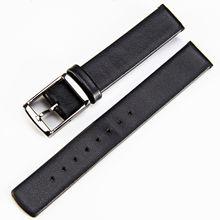 唐思针纹代用CK真皮手表带专业批发定制各类高端表带配件