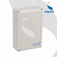 斯普威爾供應228*150*75密封鑄鋁按鈕開關盒 鋁合金防水控制盒