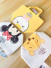 迪士尼米妮黛絲兒童包包公主時尚女童便當包小包小女孩手提包可愛