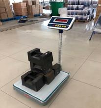 永州100kg计重计数两用电子台秤工业150kg不锈钢电子台磅工厂直销