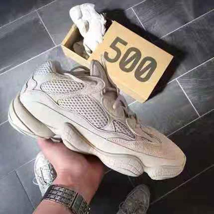 椰子鞋女500韩版百搭网鞋in老爹鞋夏季透气学生增高鞋子一件代发