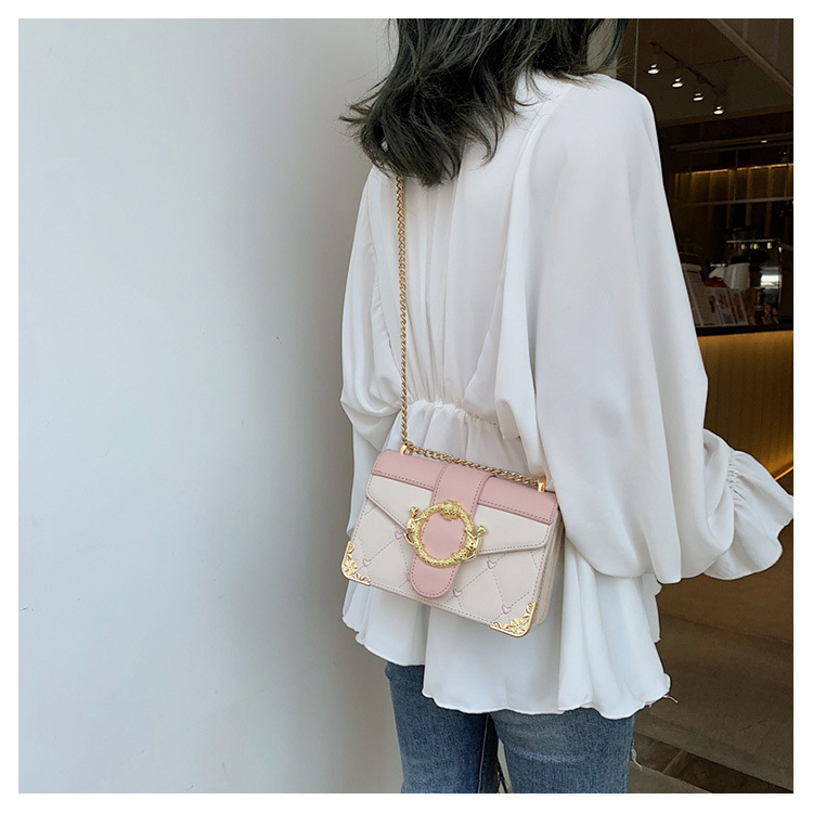 Fashion women crossbody bag shoulder bag multicolor NHTC132128