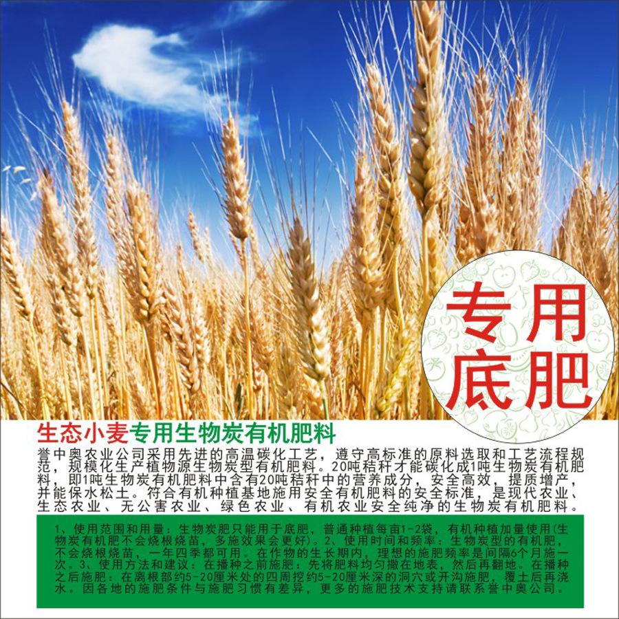 欧盟有机肥-生态小麦