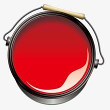 供應紅色聚四氟乙烯涂料 鮮紅色鐵氟龍PTFE涂料 耐磨防腐蝕性