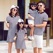 Bộ đồ gia đình thời trang, thiết kế năng động, kiểu dáng hiện đại