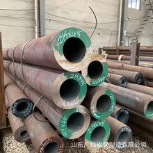 直销27SiMn合金结构无缝钢管 新疆现货无缝管可切割零售配送到厂