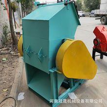 厂家供应强力废旧塑料粉碎机 大棚薄膜PVC管材粉碎 低噪音破碎机