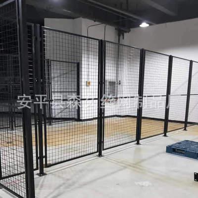 车间围栏网 黄色隔离围栏 仓库隔离网 厂区隔离网栅 低价销售