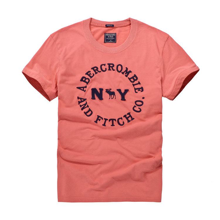 2018 американские деньги страна AF вышивка мужской короткий рукав чистая хлопок T футболки тонкий круглый вырез свитер пот рубашка завод оптовая торговля