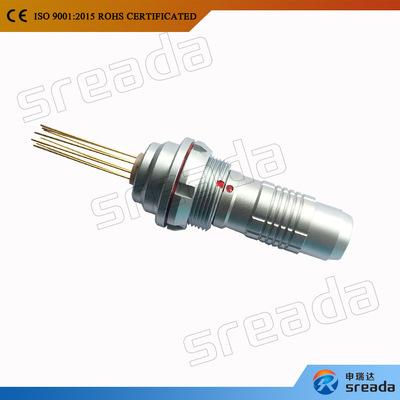 供应SRD圆形连接器 高精密防水防潮插头插座