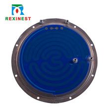 厂家直销 RXKJ-023圆形厚膜加热器 水煲发热盘节能不锈钢发热板片