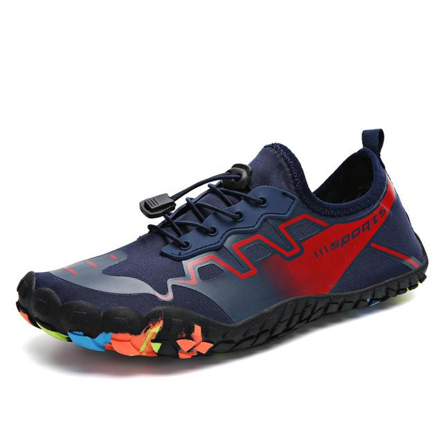 新款五指涉水鞋,戶外徒步鞋,游泳鞋沙灘溯溪鞋,潛水鞋登山漂流兩棲鞋