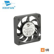 廠家供應CPU散熱風扇 主板電源風扇 4007 12V雙滾珠 散熱風扇